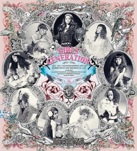 SNSD - The Boys