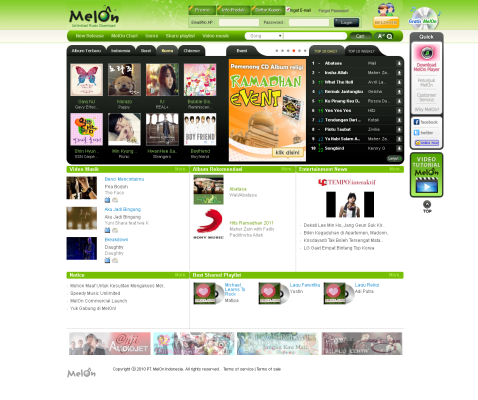 melon indonesia website