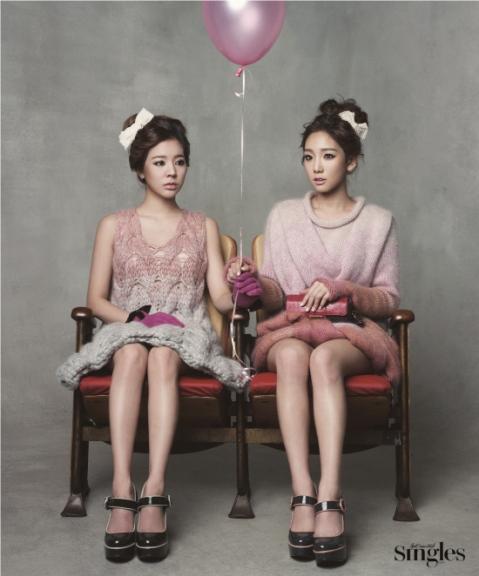 Taeyeon & Sunny SNSD
