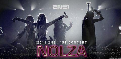 2NE1 Live Concert Nolza Album