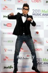 Kim Bum Soo_Melon Music Awards 2011