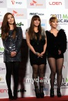 SECRET_Melon Music Awards 2011