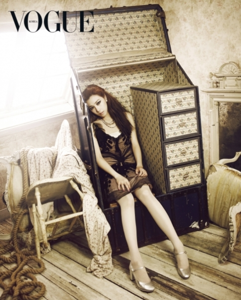 Sooyoung, Tiffany SNSD_Vogue Korea