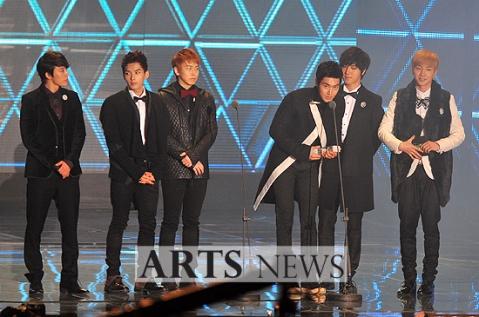 Super Junior_Melon Music Awards