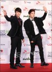 Donghae, Ryeowook Super Junior_Melon Music Awards