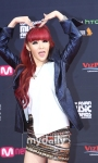 Mnet Asian Music Awards (MAMA) 2011_Park Bom 2NE1