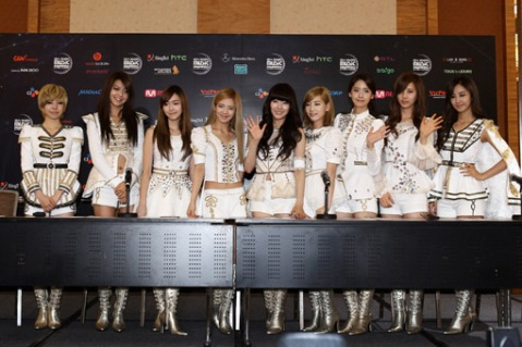 Mnet Asian Music Awards 2011_SNSD