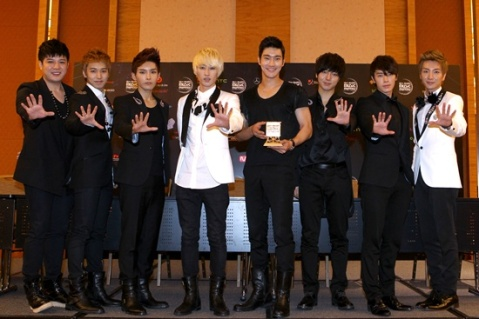 Mnet Asian Music Awards 2011_Super Junior