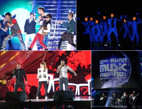 Mnet Asian Music Awards 2011