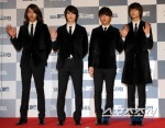 Red Carpet SBS Gayo Daejun 2011_CNBLUE