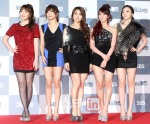 Red Carpet SBS Gayo Daejun 2011_KARA