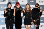 Red Carpet SBS Gayo Daejun 2011_2NE1