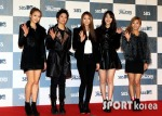 Red Carpet SBS Gayo Daejun 2011_f(x)