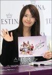 snsd j estina fan sign event (14)
