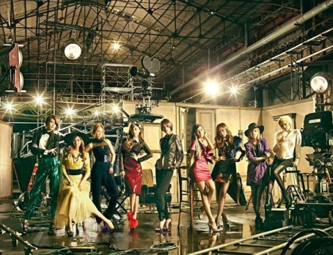 SNSD - The Boys Repackaged
