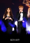 Park Gyuri & Leeteuk_26th Golden Disk Awards