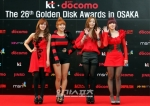 SECRET_26th Golden Disk Awards