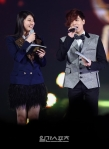 Suzy Miss A & Lee Hongki F.T. Island_26th Golden Disk Awards