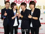 CNBLUE_26th Golden Disk Awards