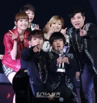 Super Junior & f(x)_26th Golden Disk Awards